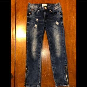 Hudson skinny jeans size 6